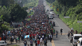 Caravan Provides a Preview of Climate Migrations, Experts Say