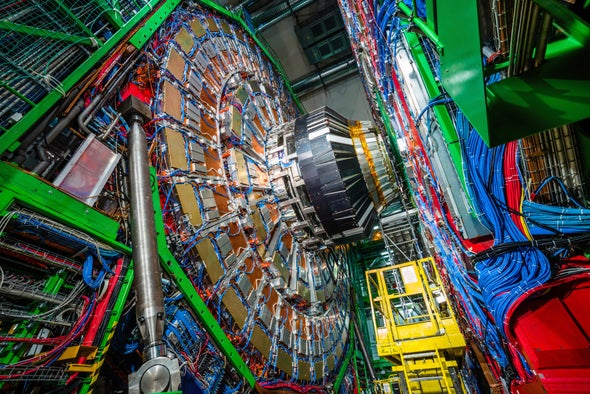 Hints of New LHC Particle Get Slightly Stronger
