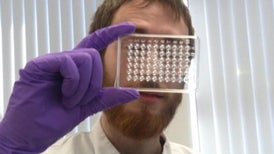 Printing New Organs with Stem Cells