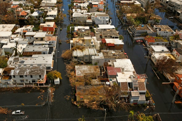 Hurricane Maria Contributed to Nearly 5,000 Deaths, Researchers Say
