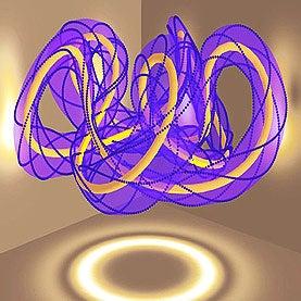 Tying Light in Knots [Slide Show]