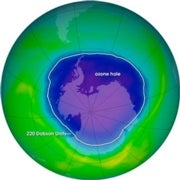 Ozone Hole May Have Caused Australian Floods