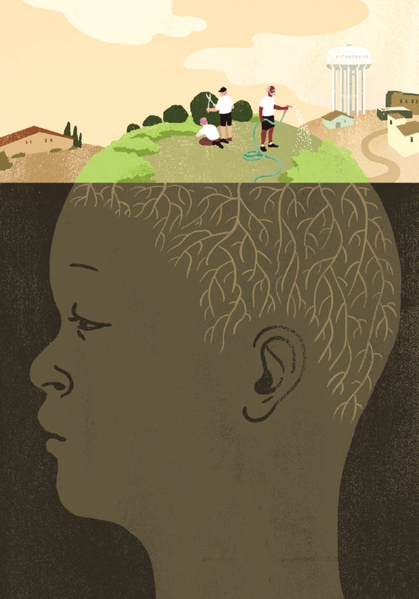 The Brains of Flint's Children, Imperiled by Lead, Could Still Escape Damage