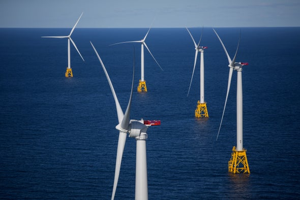U.S. Offshore Wind Needs to Clear a Key Hurdle: Connecting to the Grid