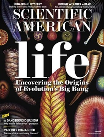 Scientific American Volume 320, Issue 6