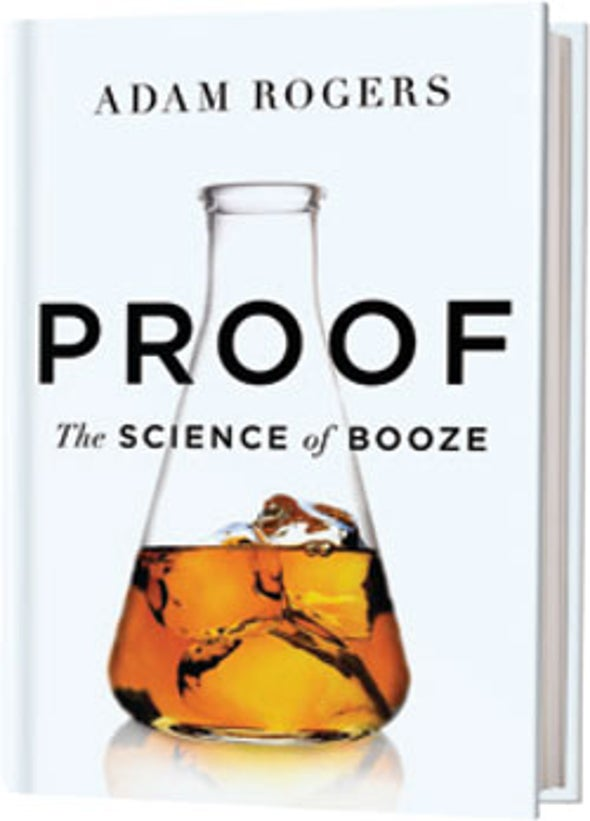Book Review: <em>Proof: The Science of Booze</em>