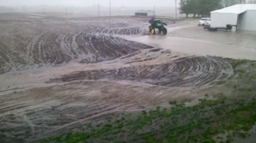 Heavy Rains Soak North American Grain Belt [Video]