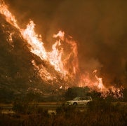 Why the Ventura Wildfire Is So Explosive