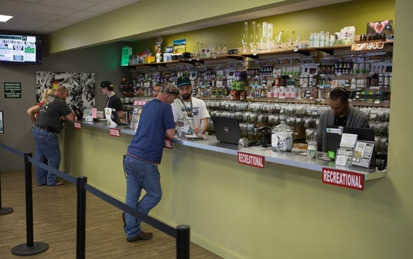 Colorado's Teen Marijuana Usage Dips after Legalization