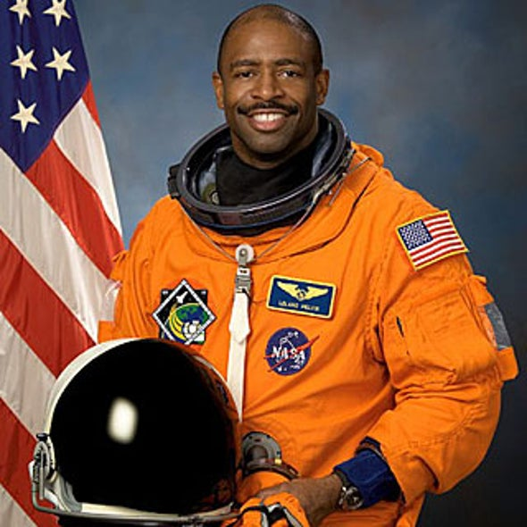 From the Gridiron to the International Space Station: Leland Melvin's Fantastic Voyage