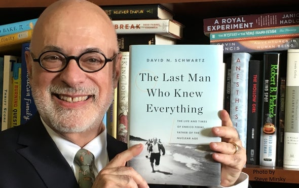 Enrico Fermi: The Last Man Who Knew Everything