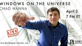 Watch Now: Gravitational Waves as New Windows on the Universe