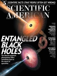 Scientific American Volume 315, Issue 5