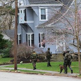 Crowdsourcing in Manhunts Can Work