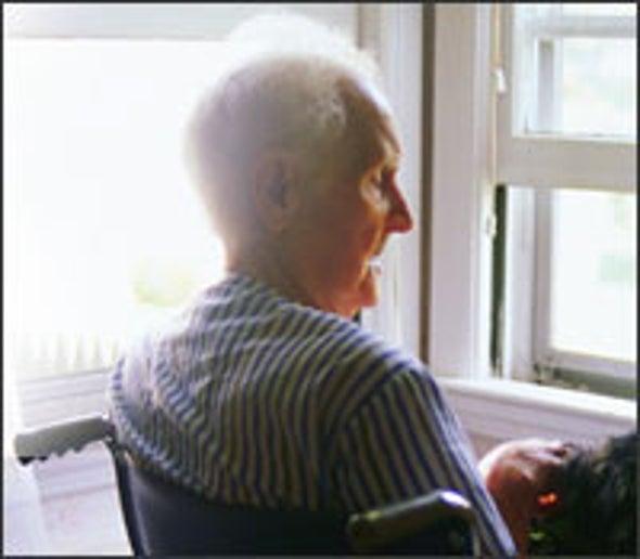 Alzheimer's Protein Starves Brain Cells