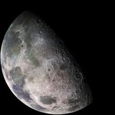 Japanese Lunar Mission Provides a Glimpse at How the Moon Took Shape