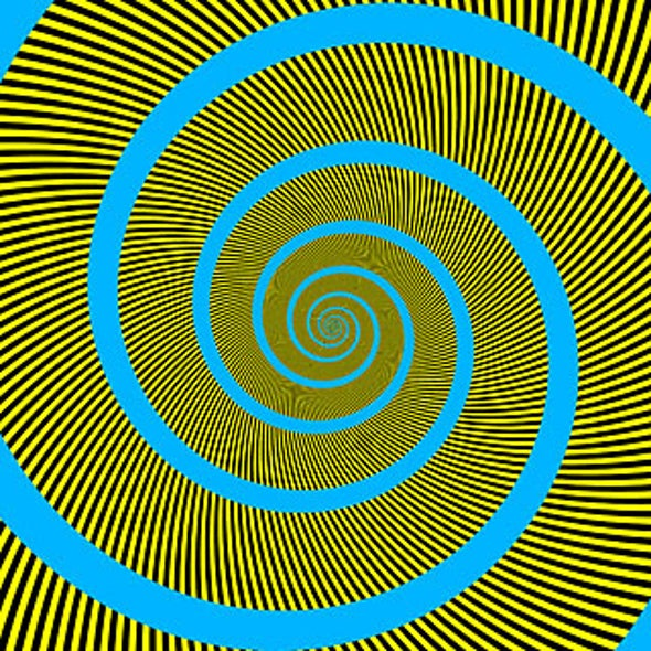 Art as Visual Research: 12 Examples of Kinetic Illusions in Op Art