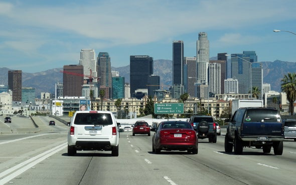 Can California Eliminate Gas Cars?
