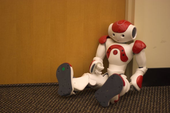 """The Conversation: Why Robots Need to Be Able to Say """"No"""""""