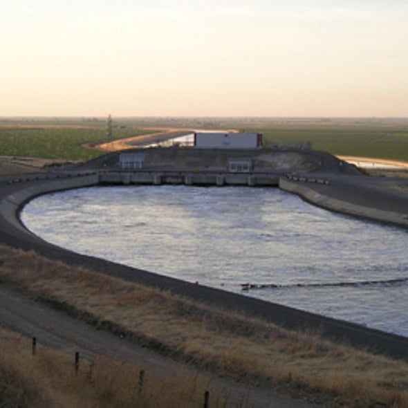 How Saving Energy Means Conserving Water in U.S. West