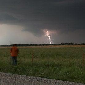 Tornado Warning Times May Get Longer by Pinpointing Lightning Strikes