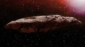 Mystery of Interstellar Visitor 'Oumuamua Gets Trickier