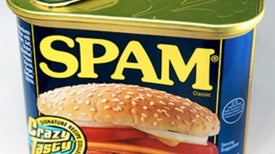 Spam Hits Lowest Point Since 2008