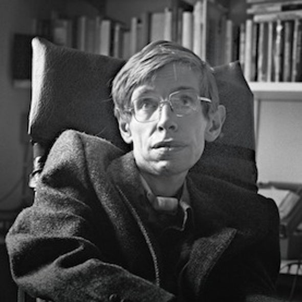 "Stephen Hawking, ""Equal to Anything!"" [Excerpt]"