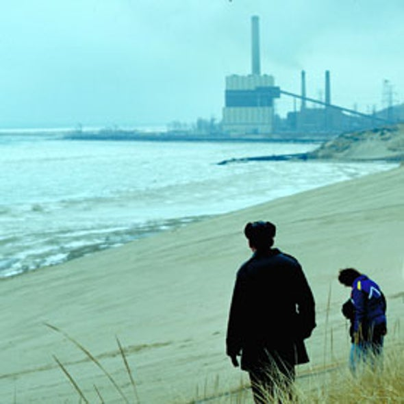 Great Lakes Legacy: Old Contaminants Decline, Newer Ones Rise