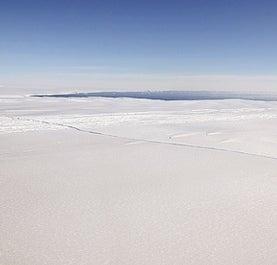 Pine Island Glacier Ice Shelf