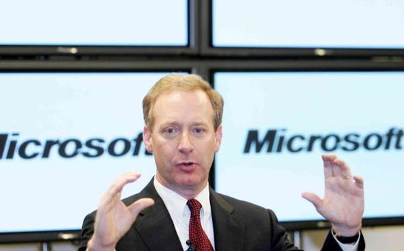 Microsoft: U.S. Constitution is 'suffering' from NSA secrecy