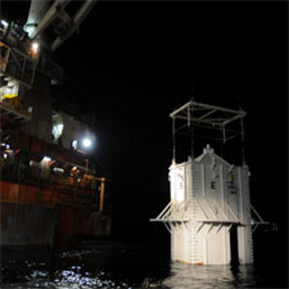 Gulf Oil Spill Highlights the Increasing Dependence on Deep-Sea Robots