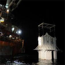Deepwater,oil spill,robot, sub