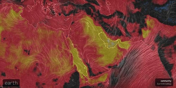 Global Warming May Mean Stifling Heat for Middle East