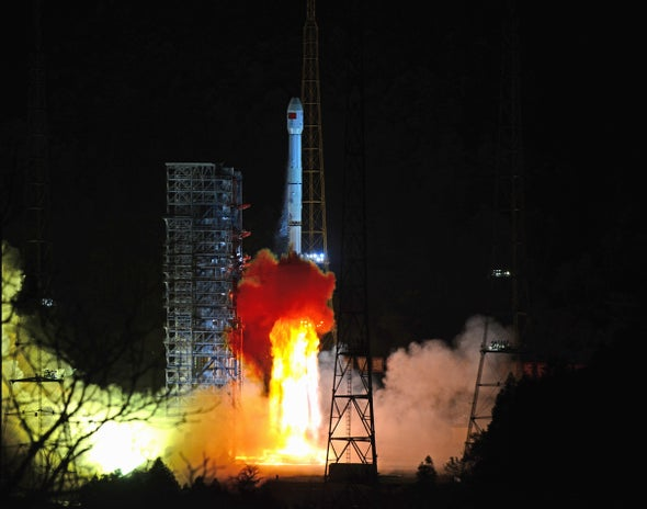 China Makes Historic First Landing on Mysterious Far Side of the Moon