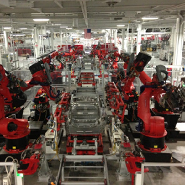 How Tesla Motors Builds One of the World's Safest Cars [Video]