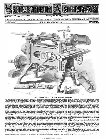 October 31, 1874