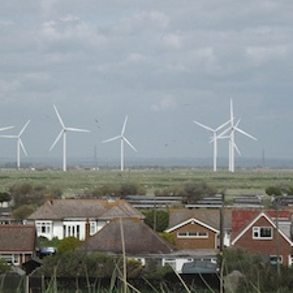 Wind Projects Don't Hurt Neighbors' Property Values