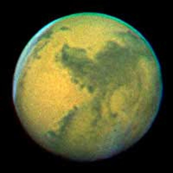 Research Unravels Mystery of Martian Meteorites