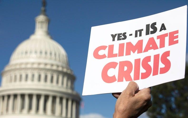 Meet Biden's Climate Voice on Capitol Hill