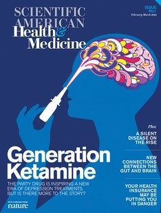 Scientific American Health & Medicine, Volume 1, Issue 1