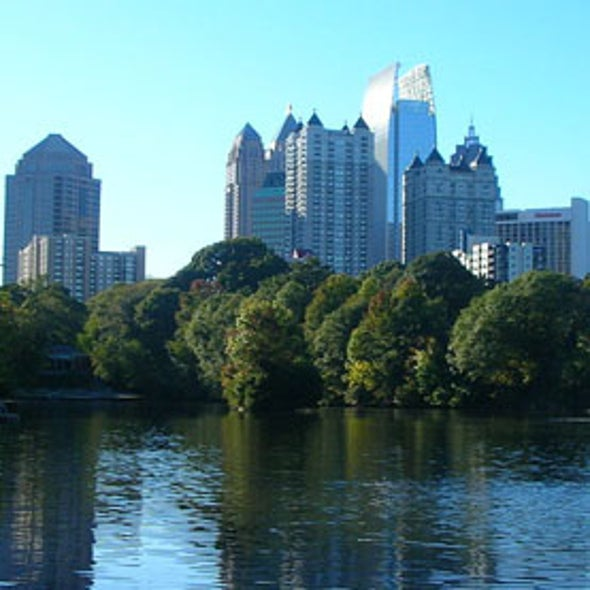 Tree Rings Indicate Atlantans Have Unsustainable Water Habits