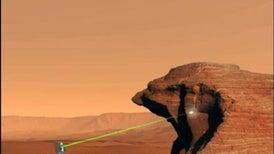 Mars Rover Laser