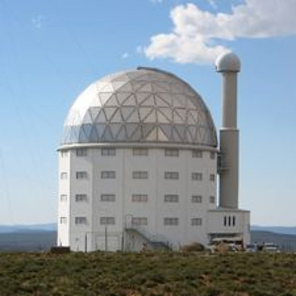 Southern Hemisphere's Largest Telescope Hamstrung by Optical Problems