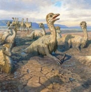 Dinosaur Herd Died in a Mud Trap
