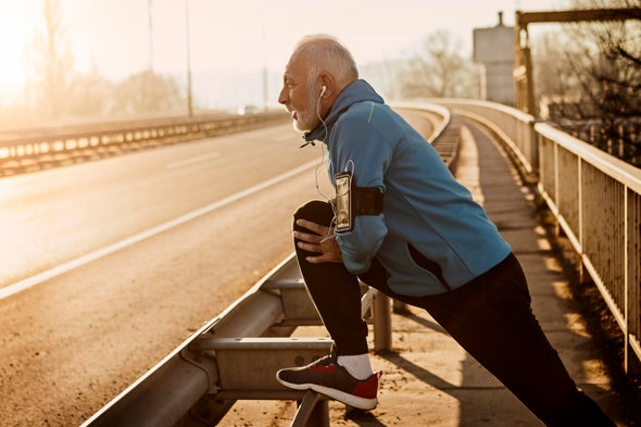 The Secrets of an Aging Athlete