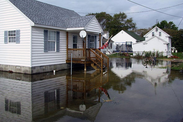 Virginia Islanders Could Be U.S. First Climate Change Refugees