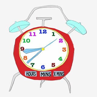 Puzzling Adventures: Alarm Clock Warm Up Solution