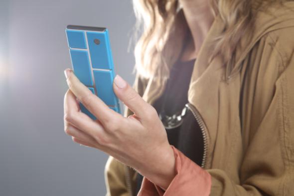 Motorola unveils Project Ara for custom smartphones