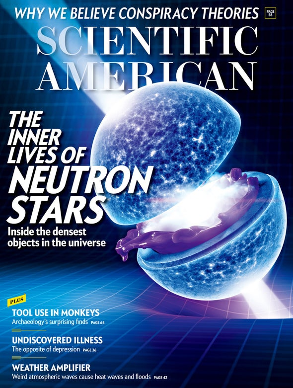 Readers Respond to the March 2019 Issue - Scientific American